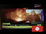 В Москве в горящем складе с поддонами произошел взрыв и обрушение. ЧП